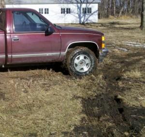 Springtime Mud